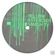"Smash Tv - Yellow Asteroids - 12"" Vinyl"