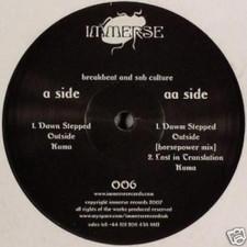 "Kuma - Dawn Stepped - 12"" Vinyl"