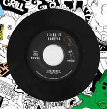 """Edreys - I Like It/DUI - 7"""" Vinyl"""