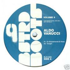"""Aldo Vanucci - Bstrd Boots Vol.9 - 12"""" Vinyl"""
