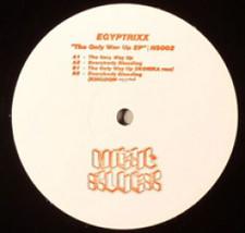 """Egpytrixx - The Only Way Up - 12"""" Vinyl"""