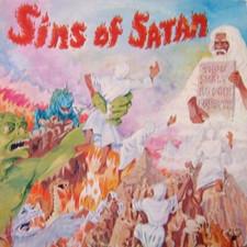 """Sins Of Satan - Thou Shalt Boogie - 12"""" Vinyl"""