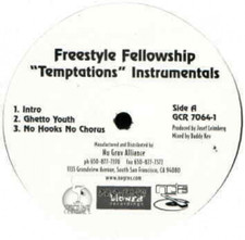 Freestyle Fellowship - Temptations Instrumentals - 2x LP Vinyl