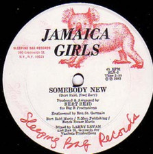 "Jamaica Girls - Need Somebody - 12"" Vinyl"