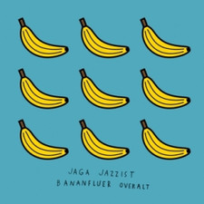"Jaga Jazzist - Bananfluer Overalt - 12"" Vinyl"