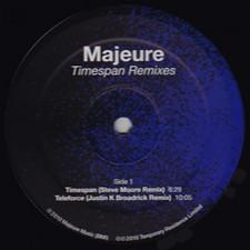 "Majeure - Timespan RMX - 12"" Vinyl"