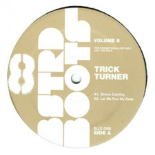 """Trick Turner - Bstrd Boots Vol 8 - 12"""" Vinyl"""