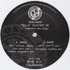 "Hanuman - Bola RMXs - 12"" Vinyl"