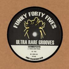 "Various Artists - Ultra Rare Grooves Vol 2 - 10"" Vinyl"