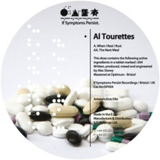 "Al Tourettes - When I Rest I Rust - 12"" Vinyl"