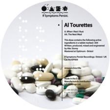 """Al Tourettes - When I Rest I Rust - 12"""" Vinyl"""