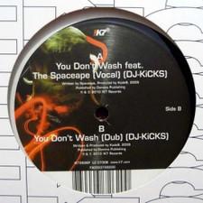 """Kode9 - You Don't Wash - 12"""" Vinyl"""
