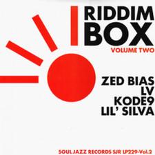 Various Artists - Riddim Box Pt 2 - 2x LP Vinyl