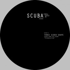 "Scuba - Three Sided Shape - 12"" Vinyl"