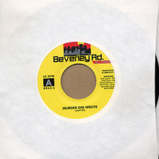 "Beverly Road All Stars - Murder She Wrote - 7"" Vinyl"