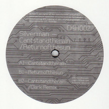 """Silverman - Can't Stand the Rain - 12"""" Vinyl"""