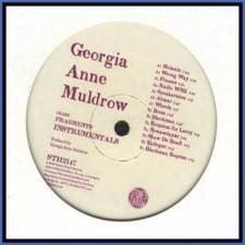 "Georgia Anne Muldrow - Olesi Instrumentals - 12"" Vinyl"