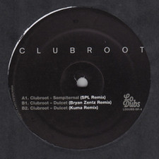 "Clubroot - Remixes - 12"" Vinyl"