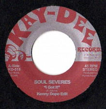 "Soul Severes - Got It - 7"" Vinyl"