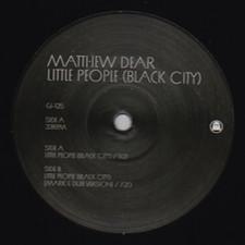 """Matthew Dear - Little People - 12"""" Vinyl"""