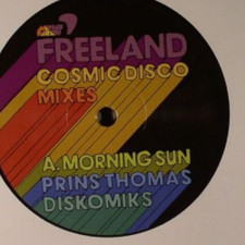 "Freeland - Morning Sun - 12"" Vinyl"