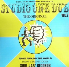 Various Artists - Studio One Dub Vol.2 - 2x LP Vinyl