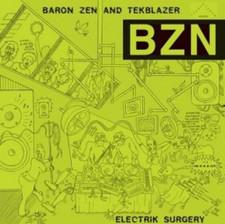 "Baron Zen/Tekblazer - Electrik Surgery - 12"" Vinyl"