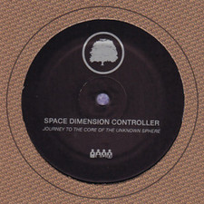 "Space Dimension Controller - Journey To The Core - 12"" Vinyl"