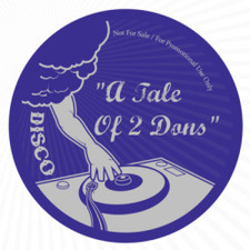 "Osmose - A Tale of 2 Dons - 12"" Vinyl"