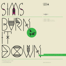 "Sims - Burn It Down - 12"" Vinyl"