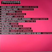 Various Artists - Producer #1 - 2x LP Vinyl