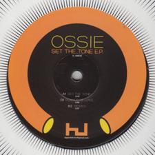 """Ossie - Set The Tone - 12"""" Vinyl"""