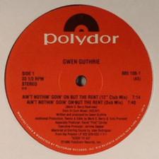 """Gwen Guthrie - Ain't Nothing - 12"""" Vinyl"""