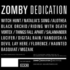 Zomby - Dedication - 2x LP Vinyl