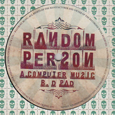 "Random Person - Computer Music - 12"" Vinyl"
