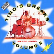 "Tino's Breaks Vol.2 - (Latin Beats) - 12"" Vinyl"