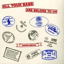 "Peabody & Sherman - All Your Bass - 12"" Vinyl"