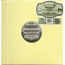 "Aceyalone - Microphones - 12"" Vinyl"
