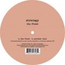 """Strategy - The Fixer - 12"""" Vinyl"""