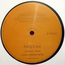 "Planningtorock - Living It Out - 12"" Vinyl"