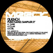 """Quench - Punctuated - 12"""" Vinyl"""