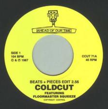 """Coldcut - Beats - 7"""" Vinyl"""