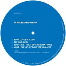 """Achterbahn D'amour - Your Love - 12"""" Vinyl"""