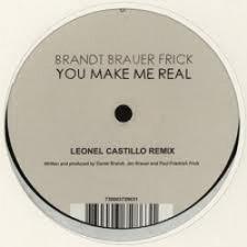 "Brandt Brauer Frick - You Make Me Real Remixes - 12"" Vinyl"