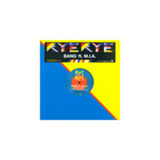 """Rye Rye - Bang - 12"""" Vinyl"""