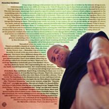 """Homeboy Sandman - Subject Matter - 12"""" Vinyl"""