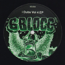 """6blocc - I Dubs Vol 4 - 12"""" Vinyl"""