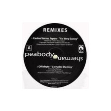 "Peabody & Sherman - Remixes - 12"" Vinyl"