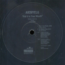 """Akinyele - Put It In Your Mouth - 12"""" Vinyl"""