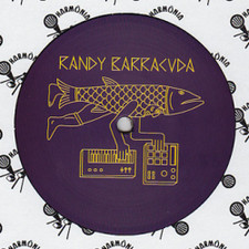 "Randy Barracuda - On the Low - 12"" Vinyl"